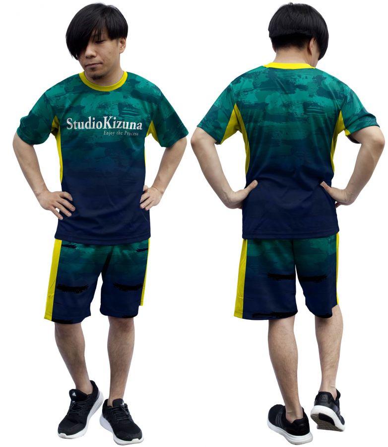 チームTシャツ-KT01