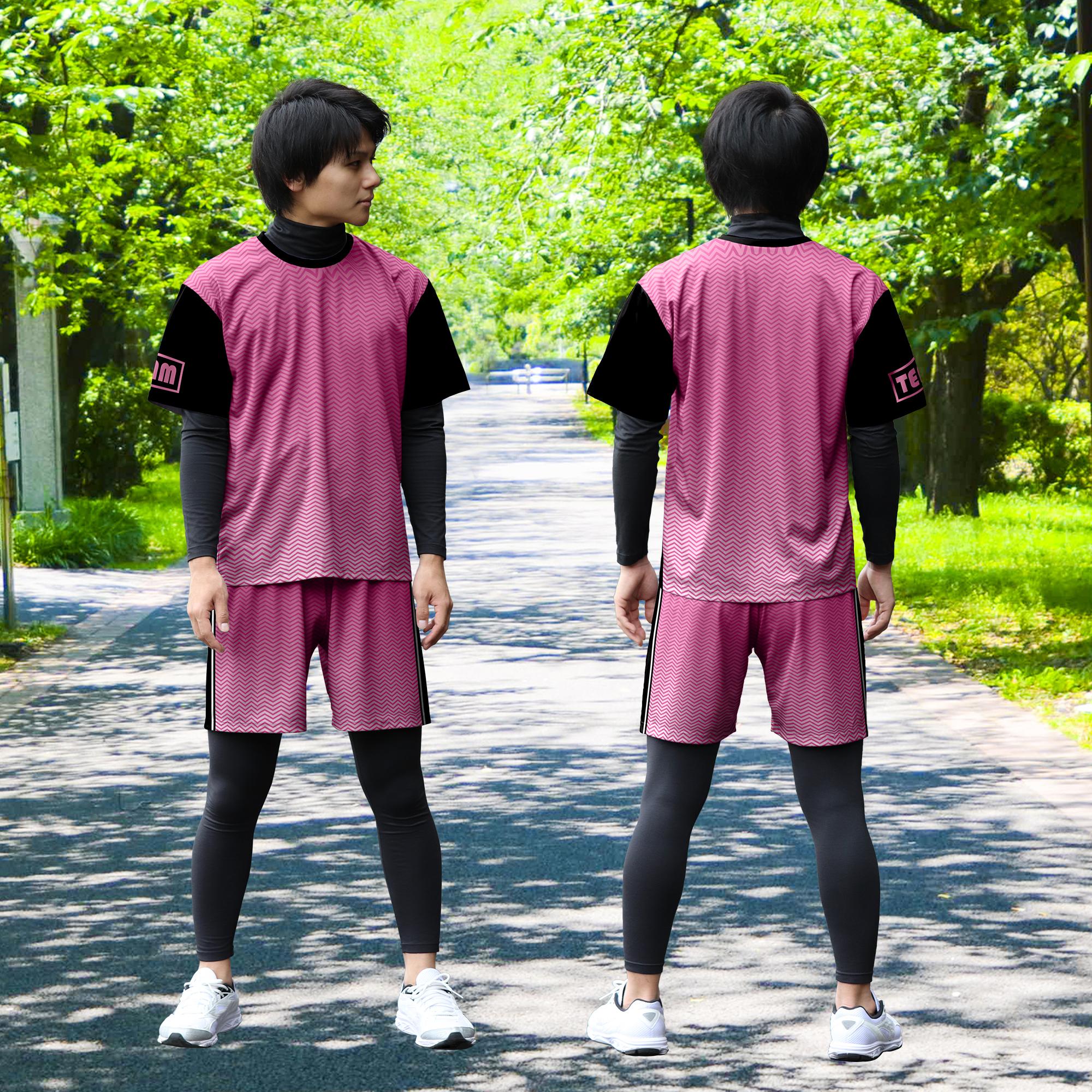 マラソン_デザイン2_ピンク